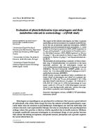 Evaluation of phenylethylamine type entactogens and their metabolites relevant to ecotoxicity – a QSAR study