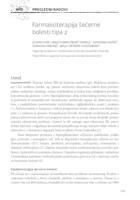 Farmakoterapija šećerne bolesti tipa 2