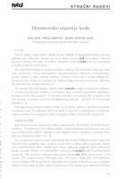 prikaz prve stranice dokumenta Hormonsko starenje kože
