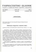 Biokemijska dijagnostika reumatskih bolesti