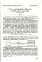 Farmaceutsko-kemijsko oblikovanje biološki aktivnih supstancija