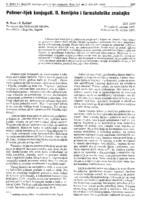prikaz prve stranice dokumenta Polimer-lijek konjugati. II. Kemijske i farmakološke značajke
