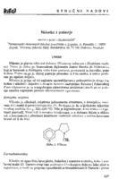 prikaz prve stranice dokumenta Nikotin i pušenje