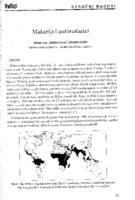 Malarija i antimalarici