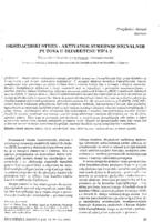 prikaz prve stranice dokumenta Oksidacijski stres - aktivator stresnih signalnih putova u dijabetesu tipa 2